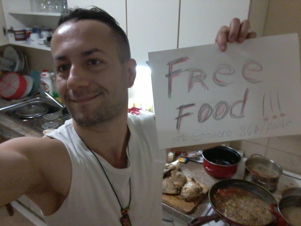 Познатиот готвач Антонио болен од карционом , се храни со цевка, од утре станува бездомник