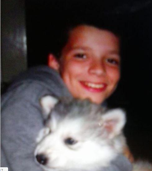 """ФОТО : Момчето избодено со нож на """"Рекорд"""" , се бори за живот, полицијата не привела никого"""
