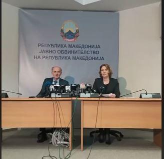 ВИДЕО : Обвинение за Собраниските настани од 27 април, пратеничката Пешевска ослободена