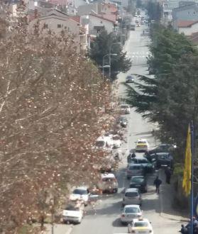 ФОТО вест : Карамбол во Козле