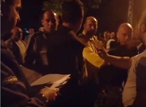 ВИДЕО: Жителите на Ѓорче попладне на протести по прегазувањето на дете