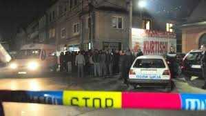 Убиството пред седиштето на ДУИ затворено со обвинение како кавга меѓу две групи