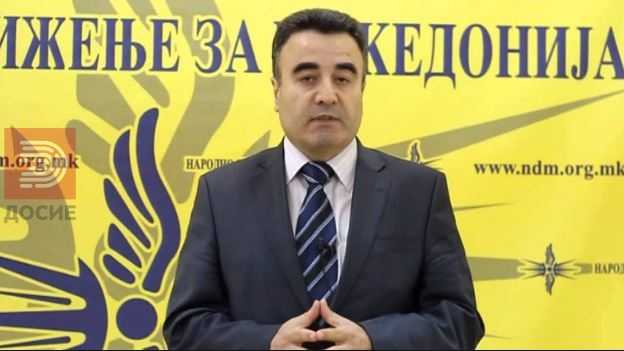Приведен Јанко Бачев поради ФБ статус