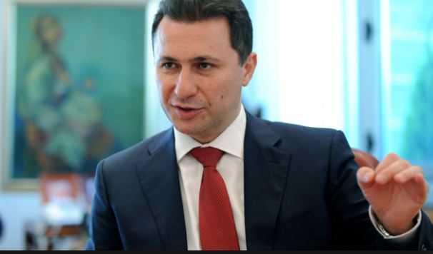 Груевски бара три месеци одлагање на затворот оти е пратеник и работи докторат