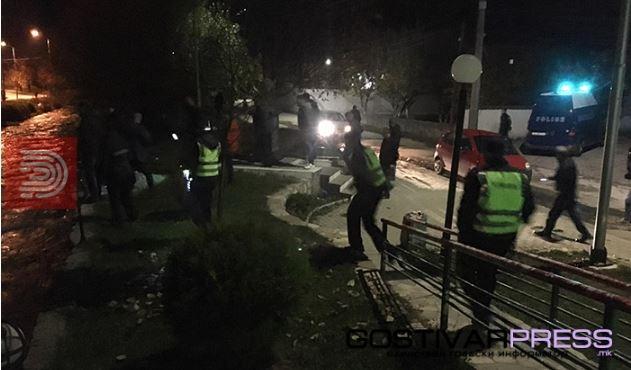 Се трага по девојче кое вечерва паднало во Вардар