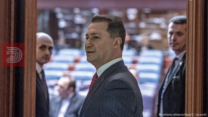 Собранието во вторник ќе одлучува дали Груевски е достоен за пратеник