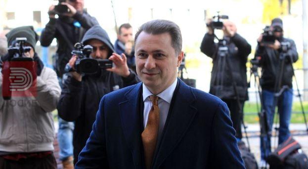 ЈО: Груевски имал помош од домашни служби?