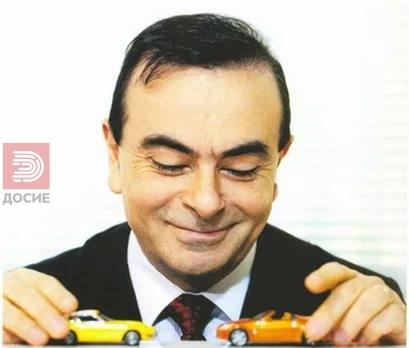 Уапсен директорот на Renault, Nissan и Mitsubishi Карлос Гон