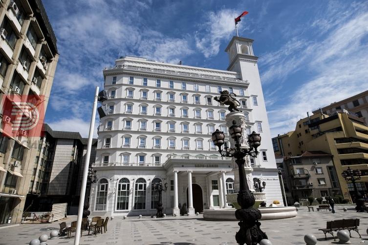 СЈО: ВМРО-ДПМНЕ не смее да го продава имотот, одлука на Кривичен