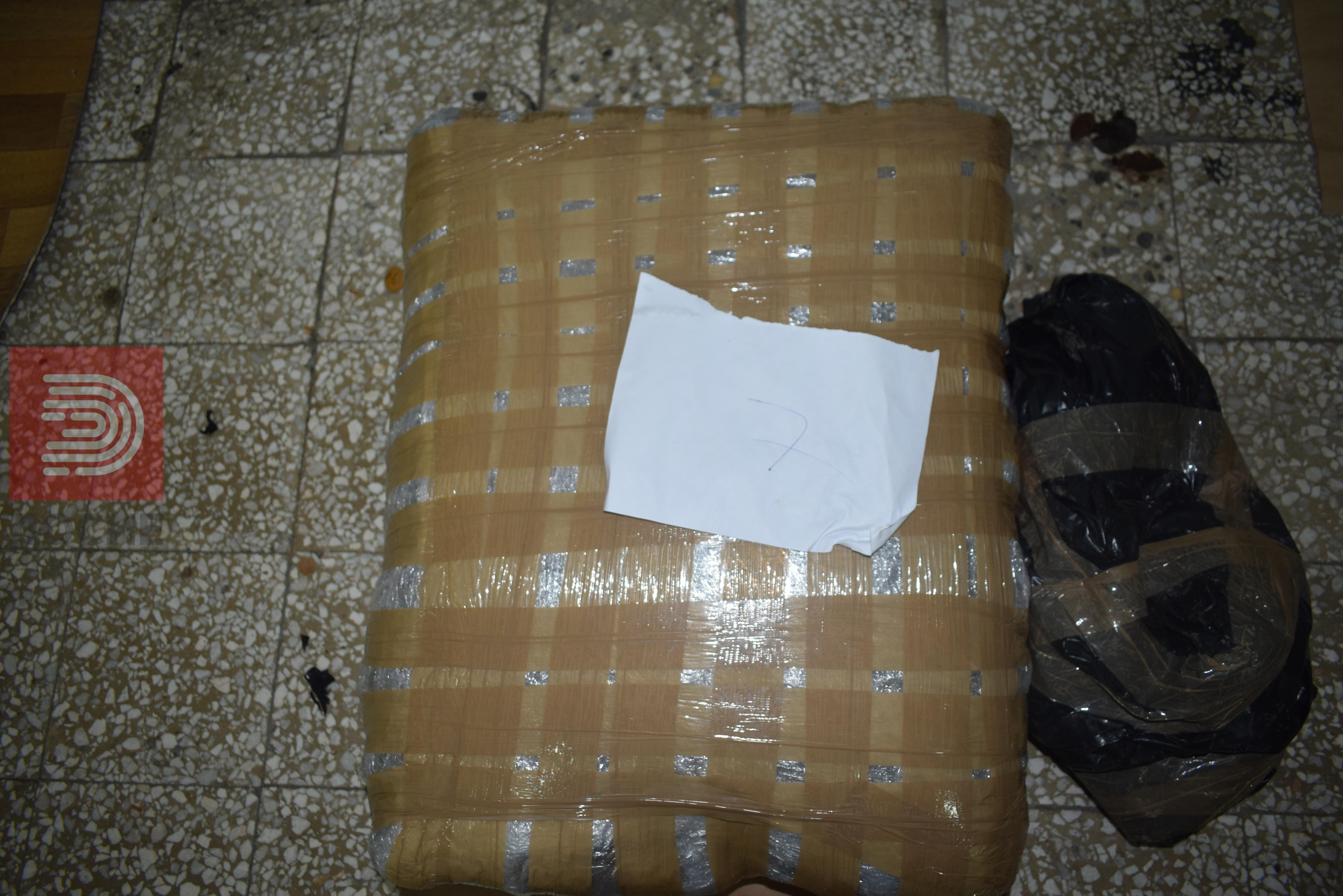 Запленети 69 килограми марихуана кај струшко Франгово