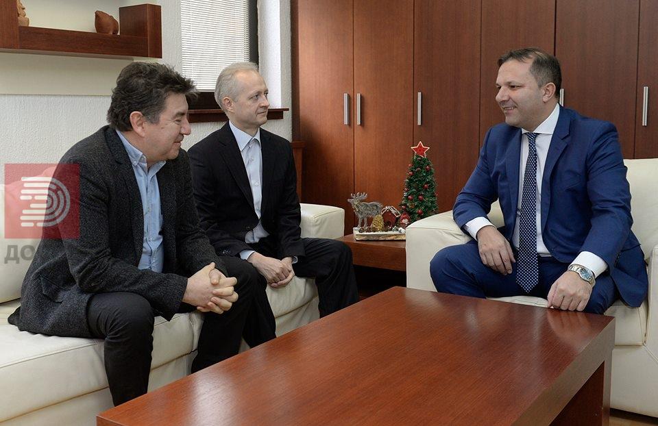 Лазаревски и Костовски се враќаат во МВР