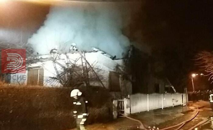 Дедо загина во пожар во Сопиште
