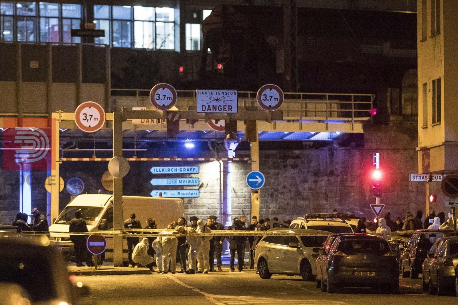 ВИДЕО: Убиецот на Божиќниот базар во Стразбур ликвидиран во престрелка со полицијата