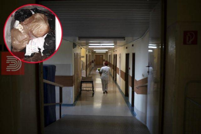 Во замрзнувач пронајдени 13 бебиња
