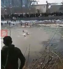 ДОСИЕ открива: Момчето од Ранковце кое скокаше по крстот ќе се удавеше поради ископана дупка со багер (видео)