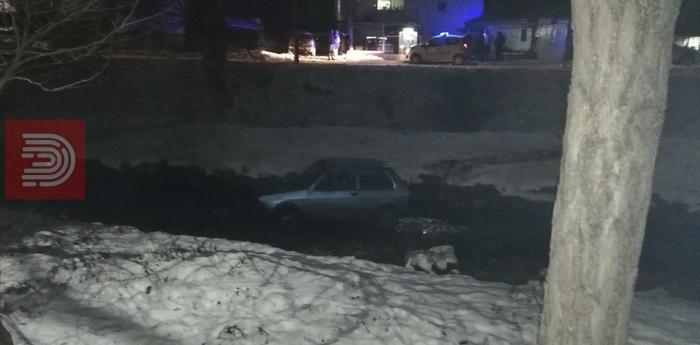 Вечерва југо падна во реката Луда Мара, едно лице повредено