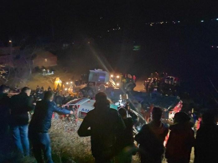 Почина уште едно лице, вкупно 14 загинати во големата трагедија