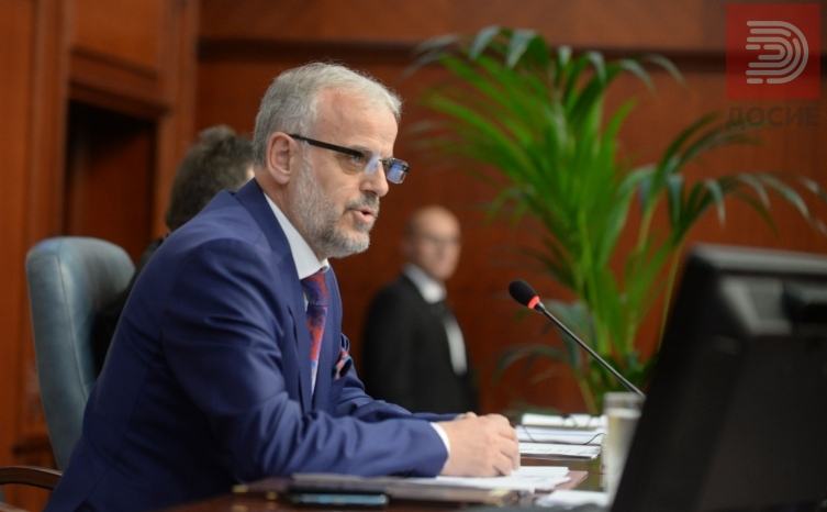 Талат Џефери ја прекина седницата за одземање имунитет на Велјановски