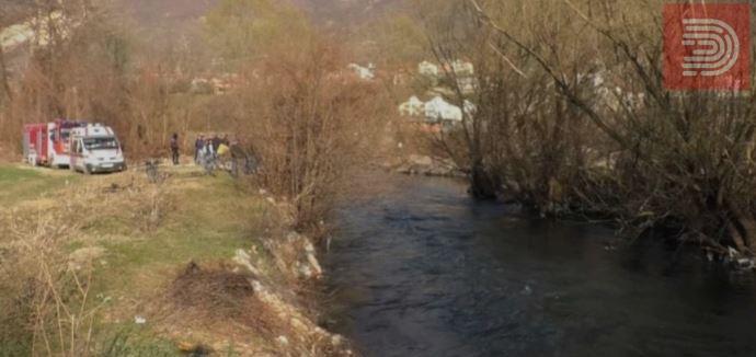 Телото извлечено од реката Вардар е 20 годишно момче од Гостивар