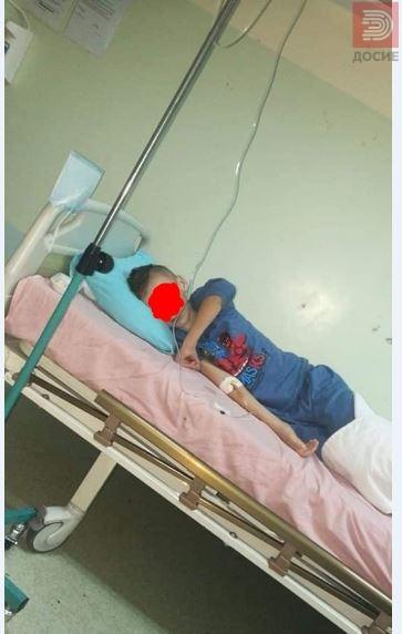 На 13 години знае дека е болен но собира пари за лекување