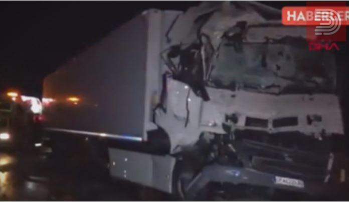 Македонски возач повреден во смачкан камион во Турција