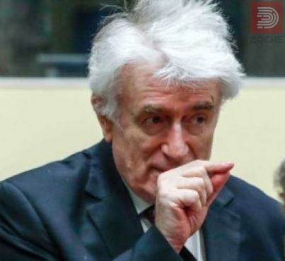 Доживотен затвор за Караџиќ