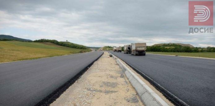 Прва сообраќајка на неотворениот автопат Миладиновци – Штип
