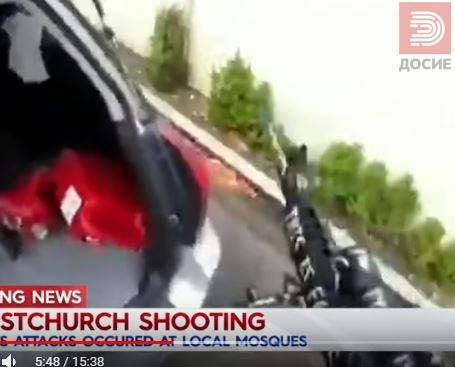 Видео: На интернет во живо пукаше и убиваше луѓе во Нов Зеланд