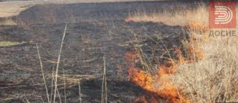 Дедо изгоре во пожар
