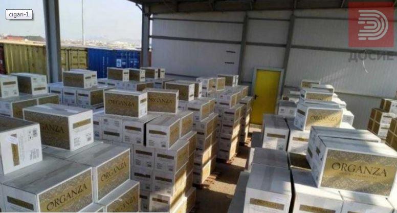 На солунското пристаниште конфискувани над 12 милиони шверцувани цигари од Кина наменети за Македонија