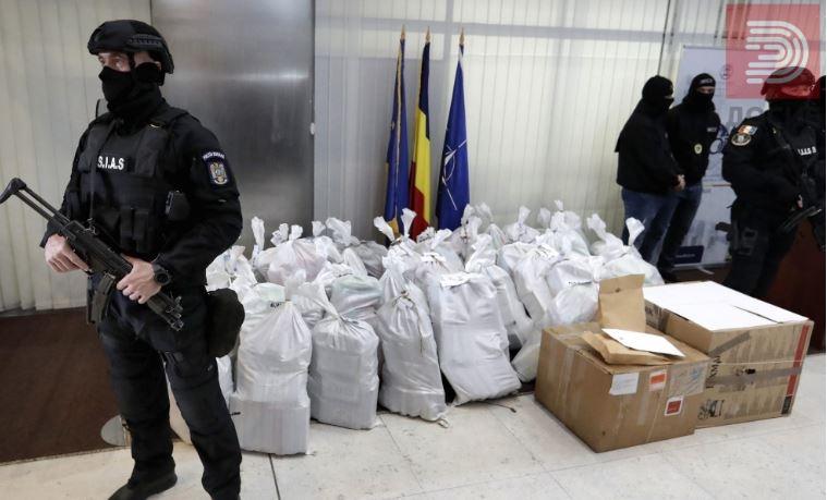 200 килограми кокаин испливаа во Црно Море