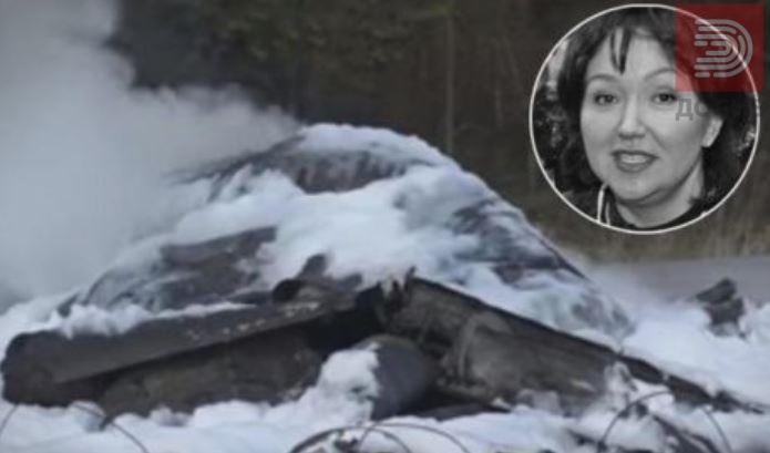 ВИДЕО: Mестото каде се урна авионот во кој загина најбогатата Русинка