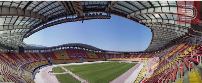 """Фудбалкиот стадион во Скопје од утринава е Национална арена """"Тоше Проески"""""""