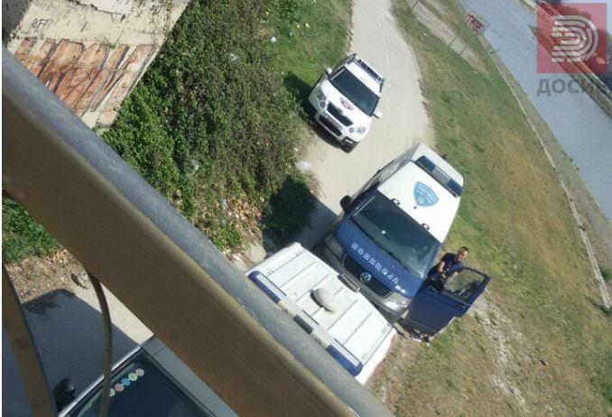 Човечки труп во Вардар кај Комплекс банки во Скопје
