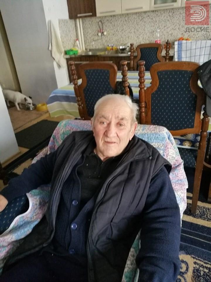 Денеска пронајден дедо Трајан жив и здрав