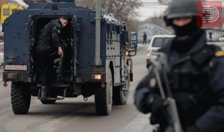Уапсените Срби во Зубин Поток ослободени , дел пренесени во болница