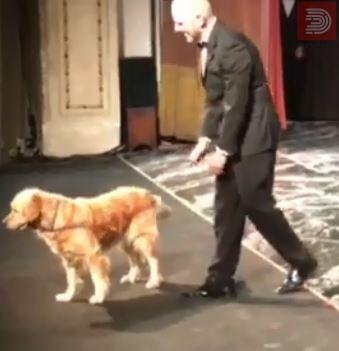 """ВИДЕО : Благој Нацоски најдобриот македонски тенор: """"Некој ми го украде аплаузот синоќа"""""""