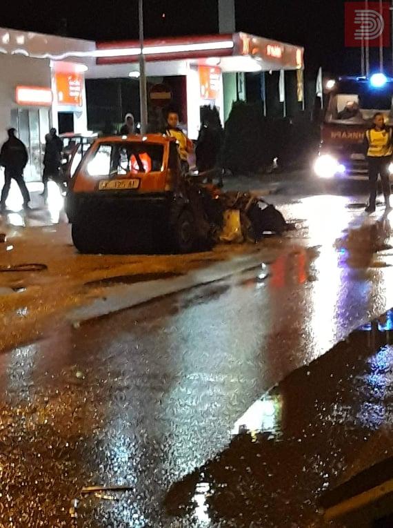 ОБНОВЕНО НОВО ФОТО : Нови детали за сообраќајката кај Драчево едната жртва е девојче
