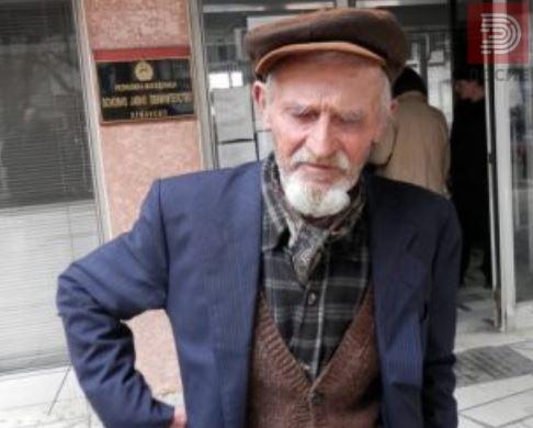 По шест години Обвинителството се откажа да го гони дедо Љубе за убиство