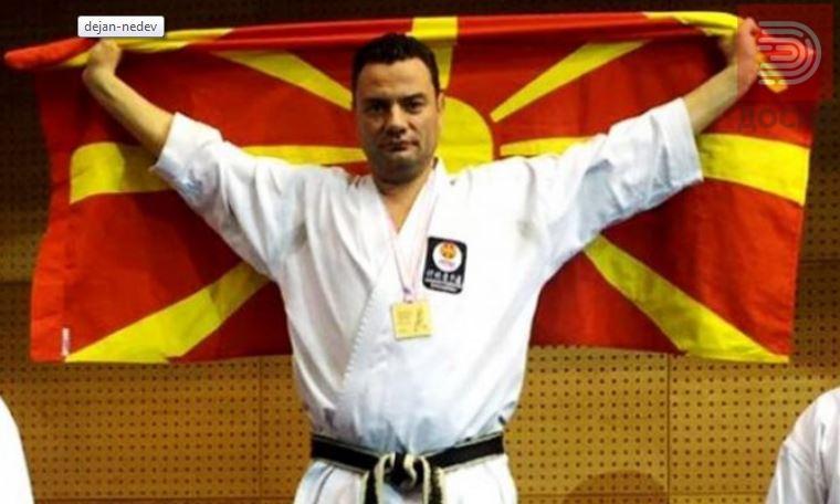 Дејан Недев е нов европски шампион во кати