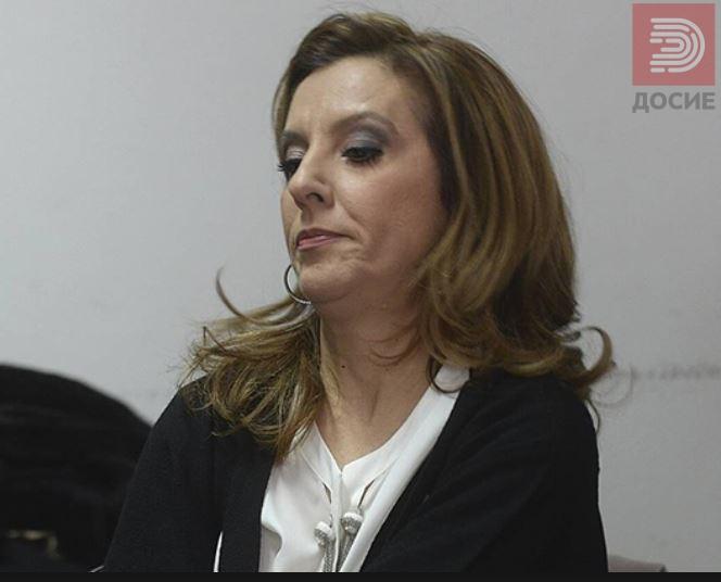 Отфрлена кривичната пријава против Елизабета Канческа-Милевска