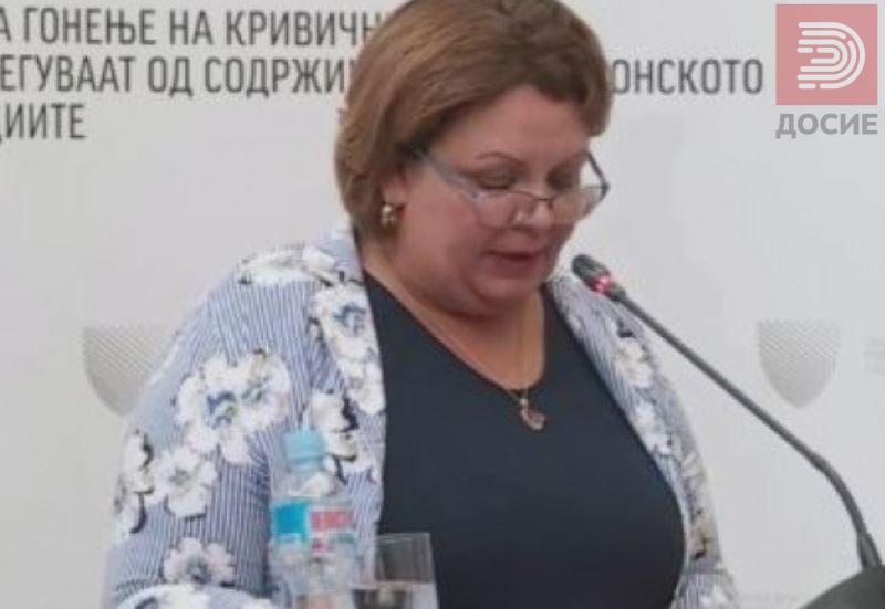 Јанева барала пари од заеднички фонд на обвинителите во СЈО за нејзина одбрана