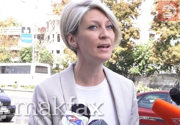 Ленче Ристоска: На претставници на државни органи да не им падне на памет да го користат СЈО како боксерска вреќа секогаш кога системот и општествените чинители ќе потфрлат во борбата за правда