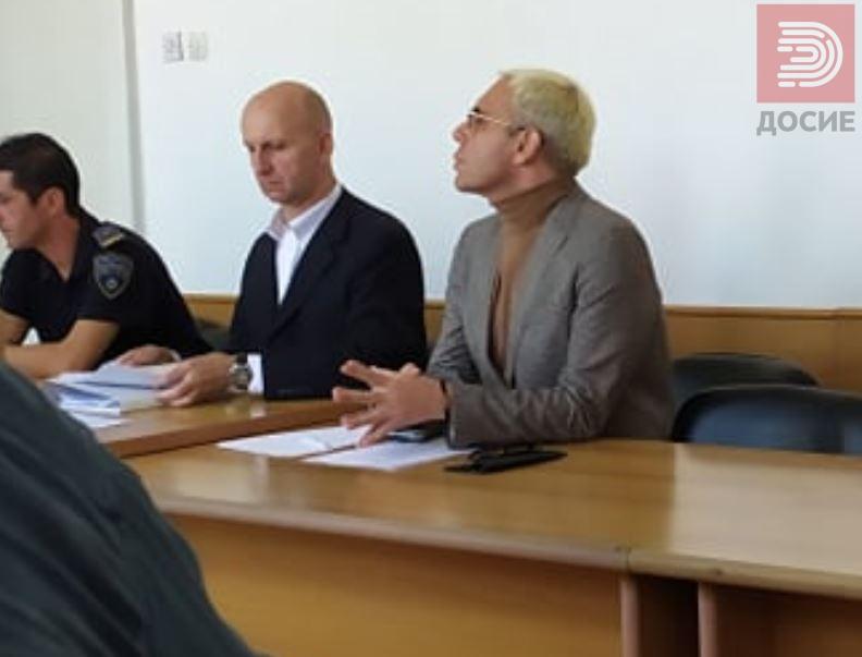 Фото: Боки 13 топ дотеран и во форма пред судиите во Апелација