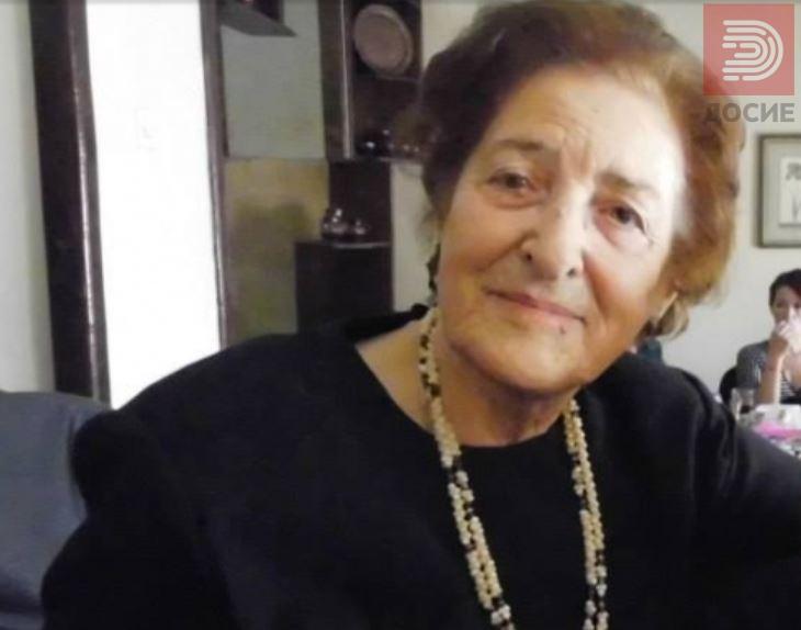 На 9 години била курирка во НОБ, а денес има 86 години и живее во Битола