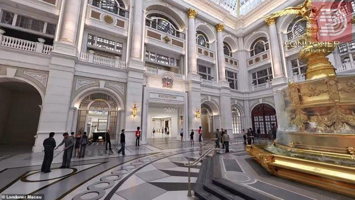 ФОТО: Бекам отвора хотел во Кина, шеф на кујна Гордон Рамзи