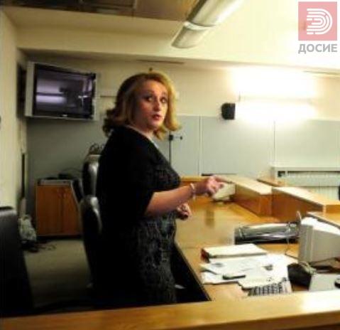 Димишкова пред Русковска за бате Васе и случајот  Рекет