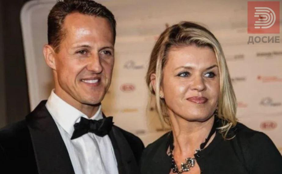 Сопругата на Шумахер не дава никој да го види, се плаши дека ќе биде откриена вистината!