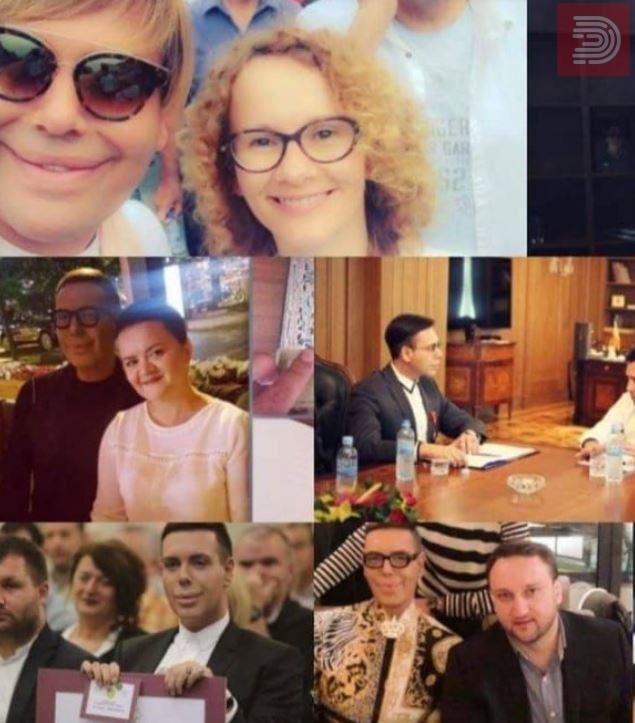 Вработена кај Боки дома: Шеќеринска, Филипче, Богоев, Јанева, Кирацовски беa чести гости