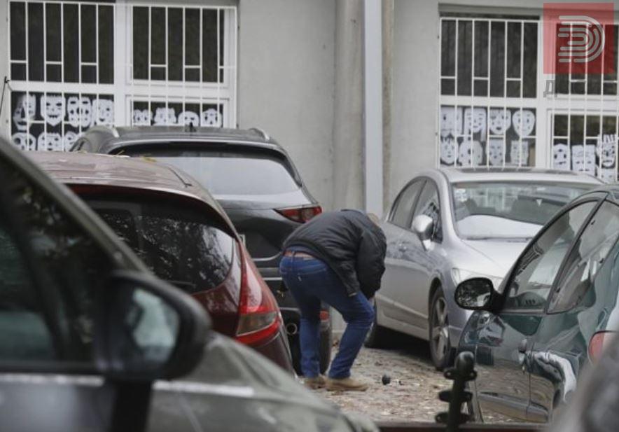 Бомбата најдена утринава ставена под возило на сопственик на два ноќни клуба